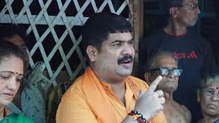 Download Namma Kudla News: Public opinion about BJP Candidate Vedavyas Kamath in Mangalore Video