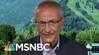 Download John Podesta: 'Rather Be In This Seat' Than Paul Manafort's | The Beat With Ari Melber | MSNBC Video