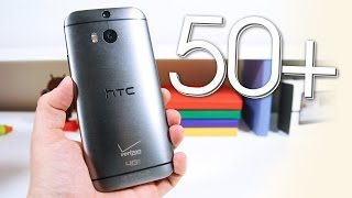 Download 50+ Tips & Tricks for the All New HTC One (M8)! Video