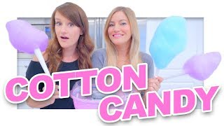 Download How to make Cotton Candy! Video