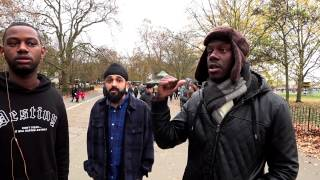 Download Speakers Corner - Rob and Sa Ra talking about Racism Video
