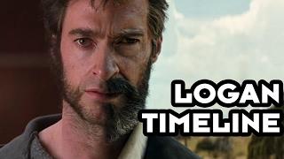 Download Logan's X-Men Timeline Video
