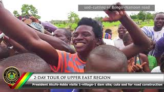 Download 2-Day Tour of the Upper East Region Video