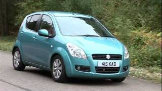 Download Suzuki Splash review Video