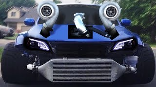 Download The CRAZIEST TURBOS you'll EVER see! **3000HP** Video