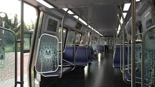 Download Washington Metrorail HD EXCLUSIVE 60fps: Riding 7000 Series On Red Line to Glenmont (Full Line) Video