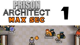 Download Prison Architect - Max Sec Only! - Episode 1 Video
