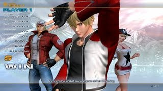 Download The King of Fighters XIV [Ver. 2.0]: Rock Howard/Terry Bogard/Alice Garnet Nakata Arcade Playthrough Video
