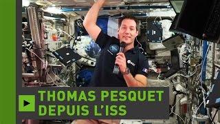 Download Video-conférence de Thomas Pesquet depuis l'ISS (Direct du 23.11) Video