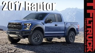 Download Ford Makes it Official & Announces the 2017 Ford Raptor's Horsepower & Fuel Economy Numbers Video