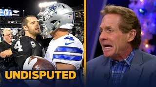 Download Skip Bayless reacts to the Dallas Cowboys' Week 15 win against the Oakland Raiders | UNDISPUTED Video