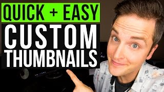 Download How to Make a YouTube Custom Thumbnail Tutorial — Quick and Easy Video