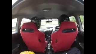 Download Honda integra Dc2 Brands hatch trackday crash. Video