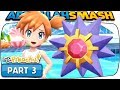 Download Pokemon Let's Go Pikachu & Eevee - Part 3: MISTY! (100% Walkthrough) Video