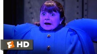Download Willy Wonka & the Chocolate Factory - Violet Blows Up Like a Blueberry Scene (7/10) | Movieclips Video
