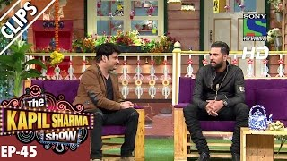 Download Fun time with Yuvraj Singh - The Kapil Sharma Show - Ep.45 -24th September 2016 Video
