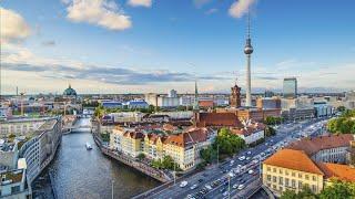 Download BERLIN | DRONE 4K | Video