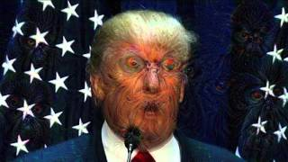 Download Trump Deep Nightmare: Google's Deep Dream A.I. run against a Donald Trump speech Video