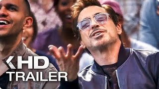 Download SPIDER-MAN: Homecoming ″Tony Stark's Party″ Extended Cut Trailer (2017) Video