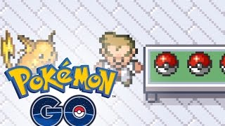 Download If Pokemon GO Existed In the Pokemon Games Video