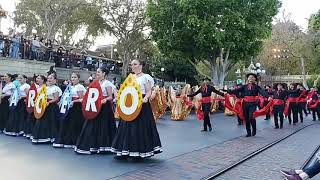 Download Disneyland 12/28/2019, Zarcero from Costa Rica, Participants.of the 2020 Tournament Roses Parade Video