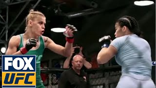 Download Rachael Ostovich-Berdon breaks down her victory over Melinda Fabian | TUF TALK Video