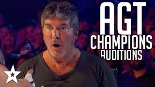 Download The Champions on America's Got Talent 2019 | Auditions | WEEK 1 | Got Talent Global Video
