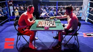 Download What is chess boxing, and how did it become a sport?   The Ocho Video