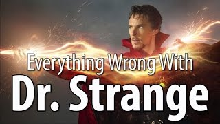Download Everything Wrong With Dr. Strange In 15 Minutes Or Less Video