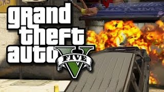 Download GTA 5 Online - Invisible Speedy! (GTA 5 Funny Moments and Glitches!) Video