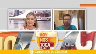 Download Hablamos con Javier Herrera, el inspirador de la serie de Luismi - Hoy nos toca a la Tarde Video