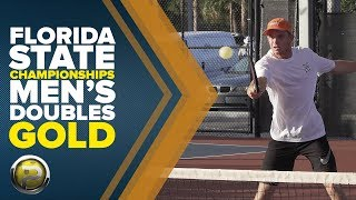 Download Pro Men's Doubles Gold Medal Match from the Florida State Championships 2017 Video