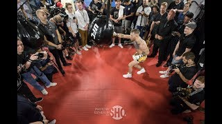 Download Conor McGregor Media Workout Highlights - MMA Fighting Video