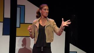 Download Becoming a champion in her own eyes | Jen Rulon | TEDxTWU Video