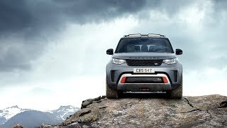 Download 2019 Land Rover Discovery SVX. The Powerful Offroad Midsize SUV. Everything you need to know. Video