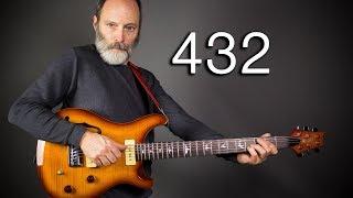 Download 432Hz VS 440Hz - An Ambient Guitar Shootout! Video