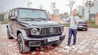 Download Trải nghiệm siêu phẩm Mercedes G63 AMG Edition 1 giá 12 tỷ tại Việt Nam   XEHAY Video