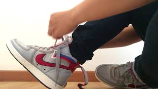 Download Nike Vandal High Supreme - on feet Video