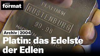 Download Platin: das Edelste der Edlen - Dokumentation von NZZ Format (2004) Video