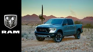 Download 2019 Ram 1500 Rebel | Product Features Video