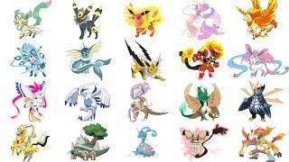 Download Top Pokemon Mega Evolutions Fanart Compilation - Fan Requests Week #2 Video