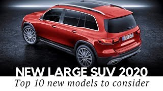 Download 10 Newest SUVs and 3-Row Vehicles for Your Big Family in 2020 Video