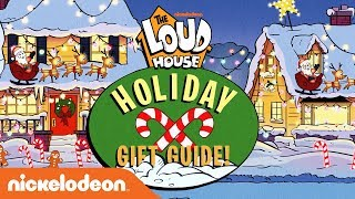 Download Lincoln's Holiday Gift Guide 🎁 | The Loud House | Nick Video