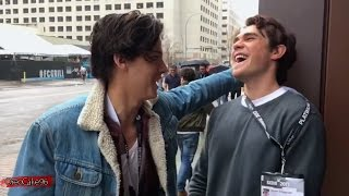 Download Cole Sprouse & KJ Apa Funny&Cute Moments Video