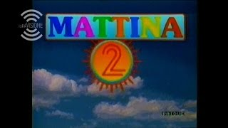 Download R2 / Sequenza ″Mattina 2 + Tg2 Mattina″ / 1991 Video
