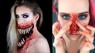 Download ✦Special Effects Makeup Transformations | Halloween Makeup Tutorials 2017 Video