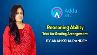 Download Reasoning Ability : Trick for Seating Arrangement Video