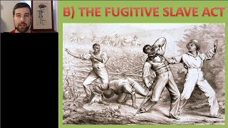 Download Fugitive Slave Act and Uncle Tom's Cabin Video