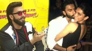 Download ANGRY Ranveer Singh's Best INSULT To Reporter Asking About Marrying Girlfriend Deepika Padukone Video