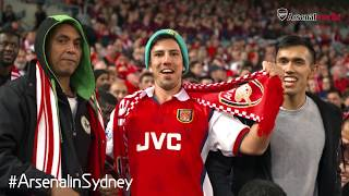Download Thank you, Sydney: Fans, football and funnies | Arsenal Tour 2017 Video